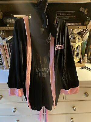 £4.75 • Buy Womans Halloween Costume Boxer Girl Robe And Gloves Size Large