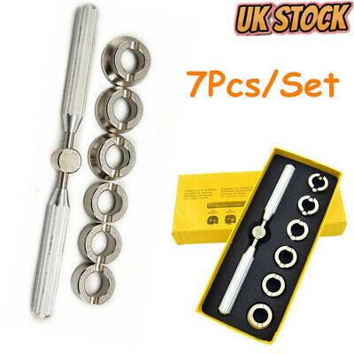 £19.28 • Buy Watch Screw Back Case Opener Repair Tools Kit For Rolex&Tudor High Quality
