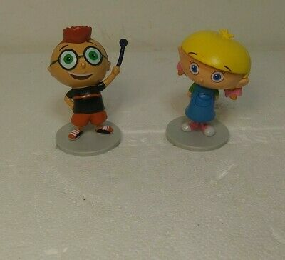 £11.25 • Buy Disney Little Einsteins Figures Cake Toppers- Leo, Quincy  3   Tall