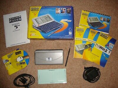 £184.95 • Buy PSION 5MX PDA  Boxed With All Accessories  MINT CONDITION