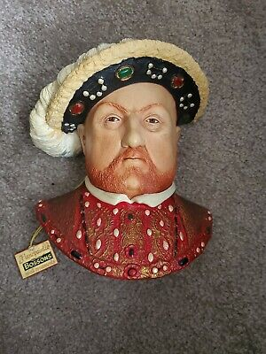 £32 • Buy Bossons Head Henry V111 Excellent