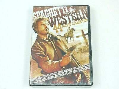 £25.60 • Buy Spaghetti Western Collection - 44 Movie 11-dvd Set (new Sealed)