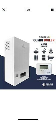 £650 • Buy STROM 24KW 3 Phase Electric Combi Boiler - Sale Needed ASAP