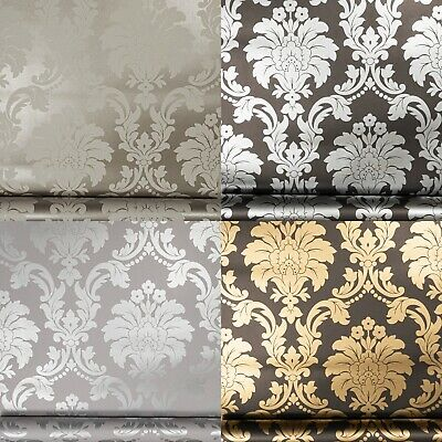 £8.95 • Buy Arthouse Traditional And Retro Vintage Floral Damask Metallic Quality Wallpaper
