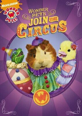 £5.11 • Buy Wonder Pets Join The Circus DVD