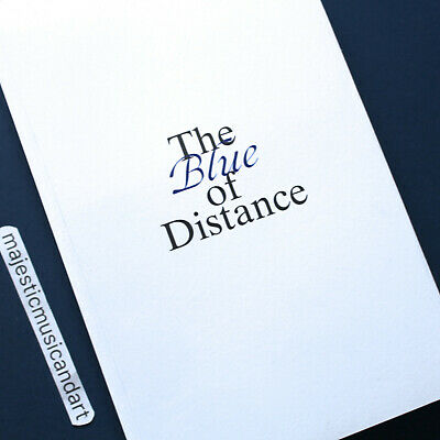 £40.01 • Buy The Blue Of Distance Book Anne Carson Cy Twombly Sold Out Sealed New