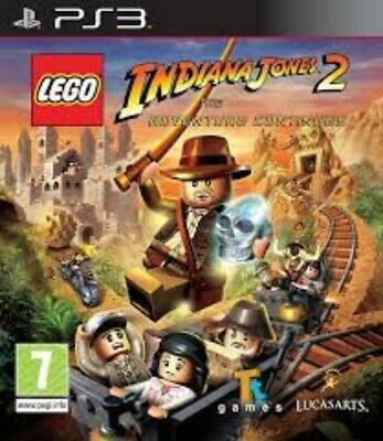 £6.70 • Buy  Lego Indiana Jones 2 The Adventure Continues - PlayStation 3 (PS3). Complete.
