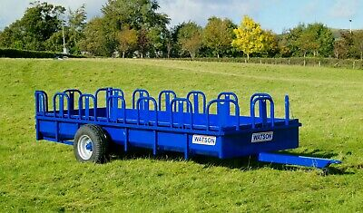 £999999 • Buy Watson Agricultural Equipment *stockist* Rollers Feed Trailers Creep Feeders....
