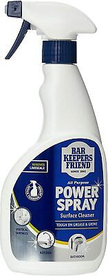£3.90 • Buy Bar Keepers Friend Power Spray Surface Cleaner & Removes Limescale 500ml