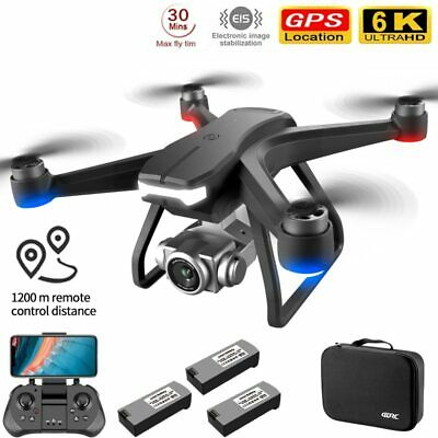 AU166 • Buy F11 PRO GPS Drone 4K Dual HD Camera Professional Aerial Photography Brushless