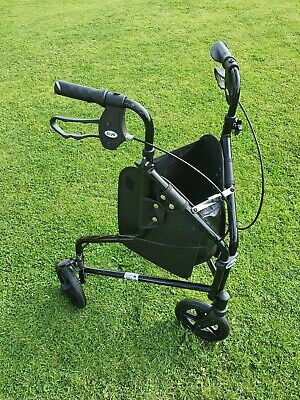 £39.99 • Buy Days, Mobility Aid Three Wheeled Walker With Shopping  Bag