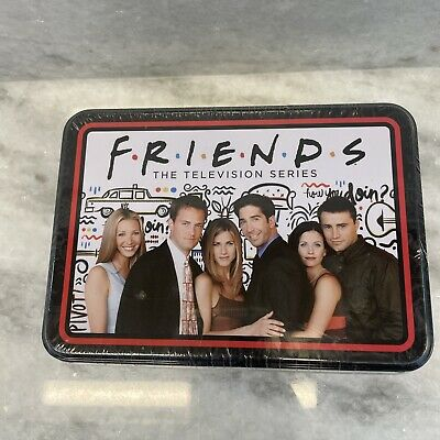 £7.99 • Buy Friends TV Series Special Edition Playing Card Set 2 Unique Decks Keepsake Tin