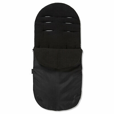 £13.99 • Buy Footmuff / Cosy Toes Compatible With Maclaren Triumph Pushchair Black Jack