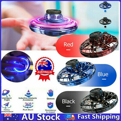 AU14.02 • Buy 360° Mini Drone UFO AircraRO Smart Hand Controlled For Kids Flying Toy Xmas TM