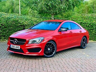 £13999 • Buy MERCEDES CLA 220 CDI AMG SPORT **NIGHT PACK**STUNNING**MUST BE SEEN** PX Swap