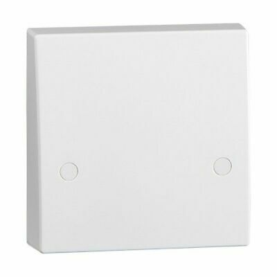 £8.27 • Buy Knightsbridge 45A 1 Gang Cooker Connection Unit White SN8340