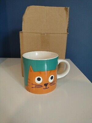 £6.99 • Buy Rex Of London CHESTER THE CAT MUG, New And Boxed. Beautiful.