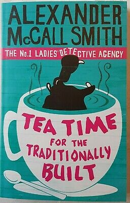£8.99 • Buy Tea Time For The Traditionally Built By Alexander McCall Smith (Paperback, 2012)