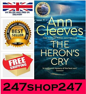 £12.81 • Buy The Heron's Cry By Ann Cleeves (Hardcover, 2021)