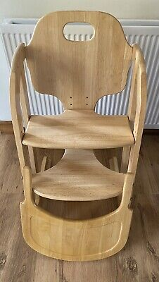 £23 • Buy East Cost High Chair Natural Wood