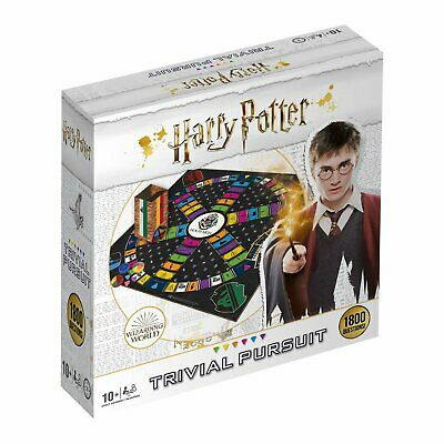 £20 • Buy Harry Potter Trivial Pursuit Board Game