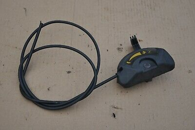 £12.50 • Buy Mountfield RV150 461R PD Mower Engine Throttle Cable & Controller