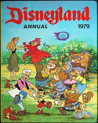 £15.56 • Buy Disneyland Annual 1979. Unnamed. Contains Illustrations