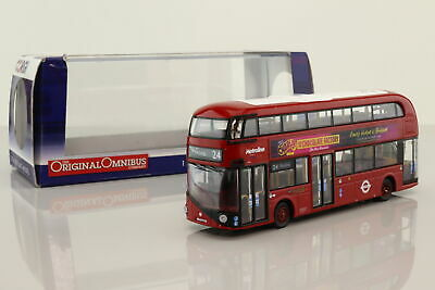 £48.99 • Buy OOC OM46609A; Wrightbus New Routemaster; Metroline; 24 Pimlico; Excellent Boxed
