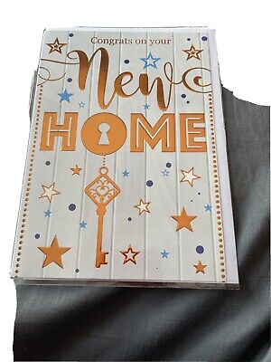 £0.99 • Buy New Home Card