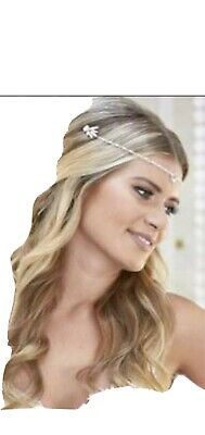 £40 • Buy Lace And Favour Wedding Hair Vine New In Box