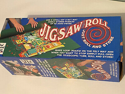 £2.99 • Buy Jigsaw Puzzle Roll Up Mat.
