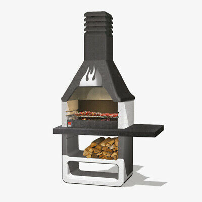 £267.46 • Buy Barbecue Prometheus SAROM _ With Controcappa Interior IN Metal