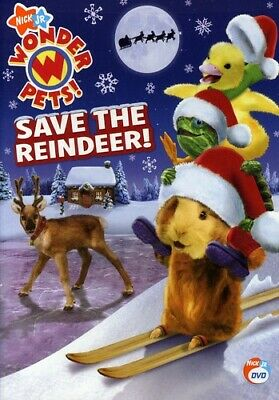 £2.38 • Buy Wonder Pets - Save The Reindeer (DVD) - - **DISC ONLY**