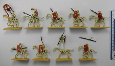 £5.20 • Buy 9 SKELETON CAVALRY Plastic Undead Mounted Tomb Kings Army Painted Warhammer 56