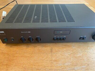 £1 • Buy NAD 3020i Stereo Integrated Amplifier