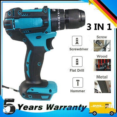 £36.50 • Buy 3 In 1 Replace For MAKITA 18V Cordless Brushless Impact Driver 1/2  Hammer Drill