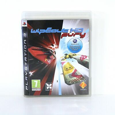£32.97 • Buy Wipeout HD Fury   Sony Playstation PS3 Game   Collectable Condition!!