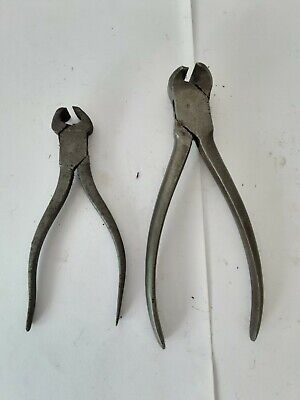 £4.99 • Buy  Vintage  Old Tools Pincers X 2 Job Lot One Marked Rawco