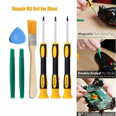 £3.02 • Buy Tool Thumb Stick Repair Kit Gamepad Controller For Xbox One Xbox 360 PS3 /PS4