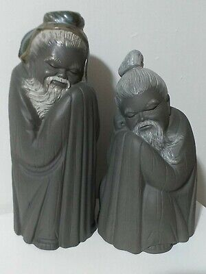 £69.99 • Buy Lladro Chino Alto Tall And Seated Oriental Men