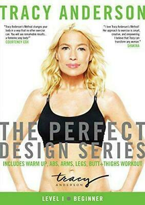 £2.99 • Buy Tracy Anderson Perfect Design Series -Level  I DVD  -BRAND NEW & SEALED-      42
