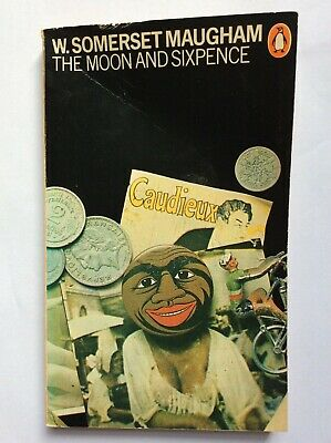 £1.99 • Buy The Moon And Sixpence By W Somerset Maugham (Penguin Paperback, 1971)