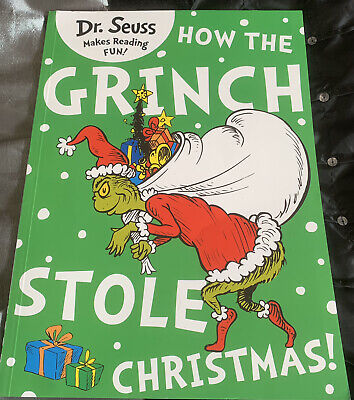 £1.60 • Buy How The Grinch Stole Christmas! (Dr Seuss) By Seuss, Paperback Book Used