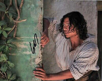 £3.99 • Buy BLACK SAILS - LUKE ARNOLD - Personally Signed Picture - 8  X 10  - Vgc