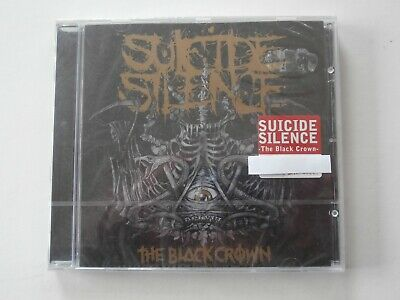 £3.95 • Buy New Sealed CD Suicide Silence The Black Crown Century Media (2011)