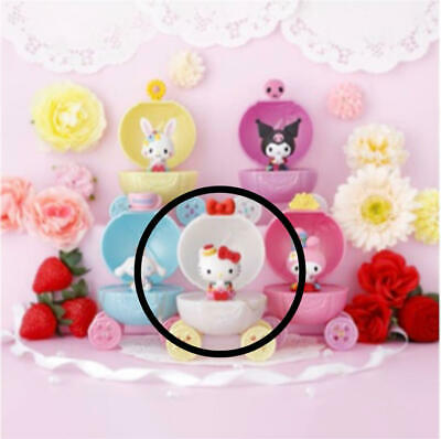 £43.27 • Buy Sanrio Puro Limited Gacha Miracle Gift Carriage Collection Hello Kitty