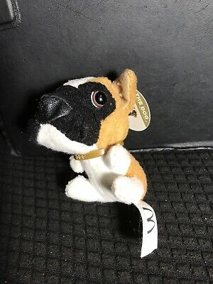 £2.50 • Buy McDonalds Toy The Dog Artist Collection 2005 BOXER Preowned / With Tags 8cm