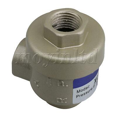 AU10.07 • Buy 1/4 Inch One-Way Air Quick Exhaust Valve For Air Compressor Parts