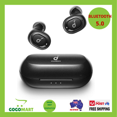 AU78.90 • Buy Anker Soundcore Liberty Neo True Wireless Sports Gym Running Workout Earbuds