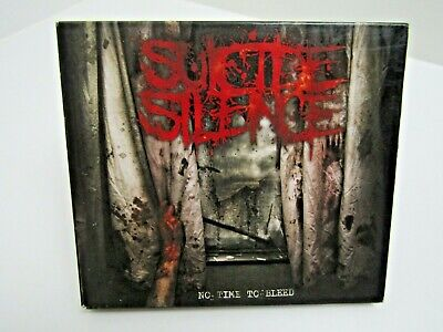 £12.95 • Buy Suicide Silence : CD No Time To Bleed Fast Free P&P